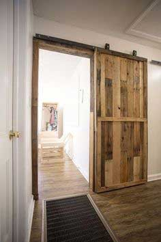 Pallet Sliding Barn Doors