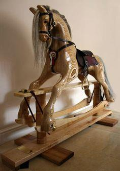 Making a Rocking Horse
