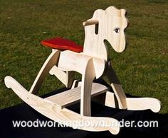 Free Rocking Horse Plans Andy