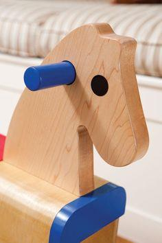 Build a rocking horse