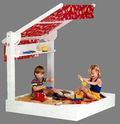 The Sunshade Sandbox