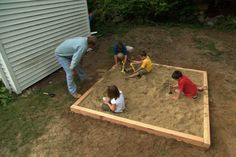 Build a Simple Sandbox
