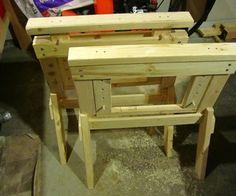 Perfect Sawhorses