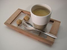 Stylish Coffee Cup Trays
