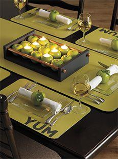 Tray Chic - Apple Tray