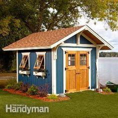 Dream Shed Plans