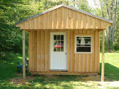 Build a 12x20 Cabin on a Budget