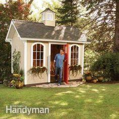 Build a Cheap Storage Shed