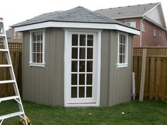 Shed tutorial