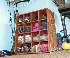The Shoe Keeper AKA Shoe Organizer /Clutter Reducer