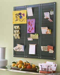 Entryway Organizers tutorial