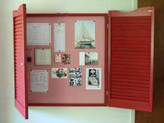 shutters bulletin board tutorial