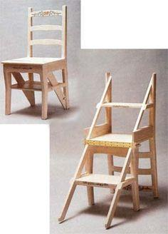 how to build folding wooden step stool plan pdf plans. Black Bedroom Furniture Sets. Home Design Ideas
