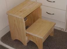 Excellent 50 Step Stool Plans To Build At Planspin Com Creativecarmelina Interior Chair Design Creativecarmelinacom