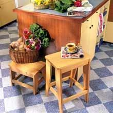 100 Free Stool Plans At Planspin Com Counter Height And More