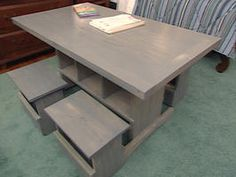 Child Table and Stools