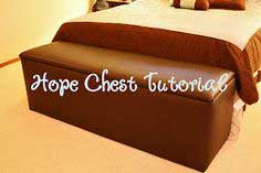 Extra Large Hope Chest
