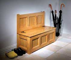 Build Your Own Foyer Bench