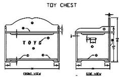 Build a Wooden Toy Box