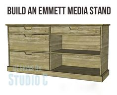 100 Free Tv Cabinet Plans Entertainment Center Plans At