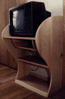 Compact TV Cabinet