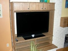 Build an Entertainment Center in One Day