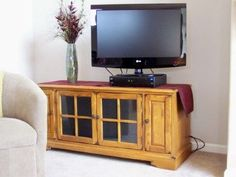 TV Cabinet Fit Its Electronics