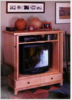 Build a Television Cabinet