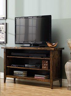 Television cabinet plans