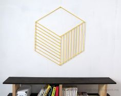 DIY wall decoration