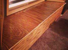 Make a Bay Window Bench