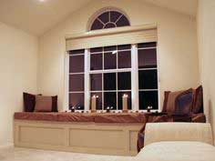 Master Bedroom Window Seat