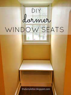 Dormer Window Seats