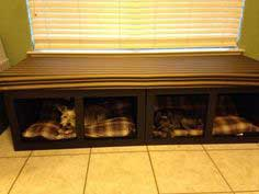 Dog Bed Window Seat