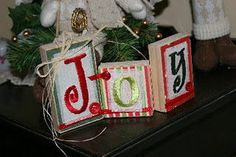 Tutorial - Hinged Wooden Joy Banner
