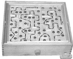 The Marble Maze Game Plans
