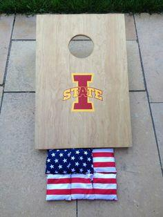 Building Beanbag Toss Boards