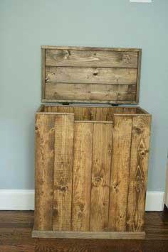 Wood Trash Can Plans Recycling Bin Plans Tilt Out Trash Bins