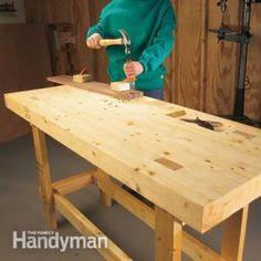 Build a Work Bench