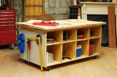 Build a Tool Bench