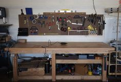 Rock Solid Workbench