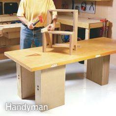 Workbenches - 4 knockdown