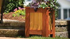 Patio Planter box how-to