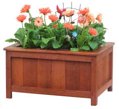Wood Planter Box tutorial