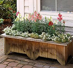 Four-Foot Planter