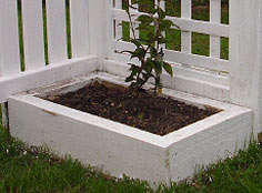 a basic planter box tutorial