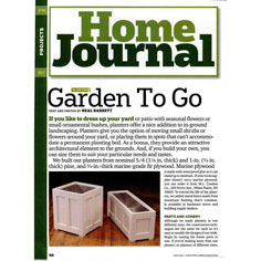 planter box building instructions