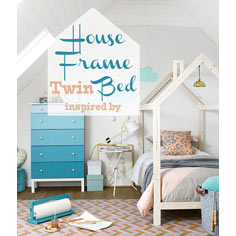 Free plans to build a kid's bed