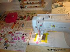 Sewing Machine Table Tutorial Tips