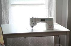 DIY IKEA INGO Sewing Table tutorial